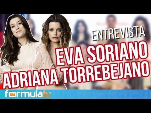 Adriana Torrebejano y Eva Soriano explican las diferencias entre humor feminista y femenino