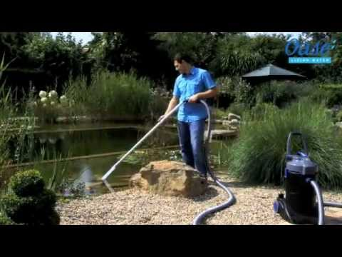 Oase pondovac 4 pond vacuum how to save money and do it for Diy pond cleaner