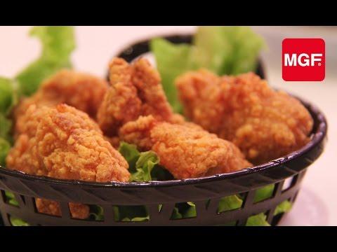 Pollo Frito en wok - Magefesa