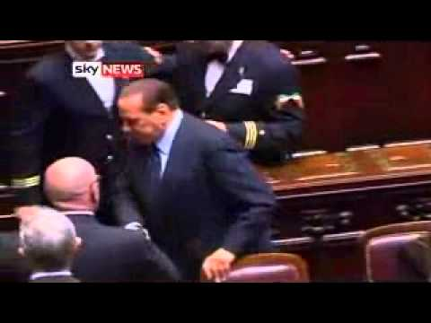 Italy S Pm Faces Se Scandal Charge Video News Sky Silvio