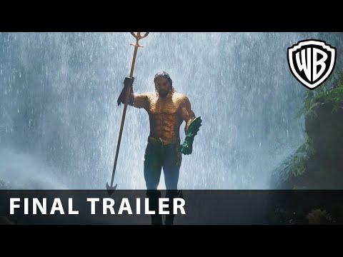 AQUAMAN – Final Trailer – Warner Bros UK