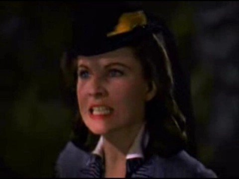 Scarlett o 39 hara gone with the wind 2 youtube for Who played scarlett o hara in gone with the wind