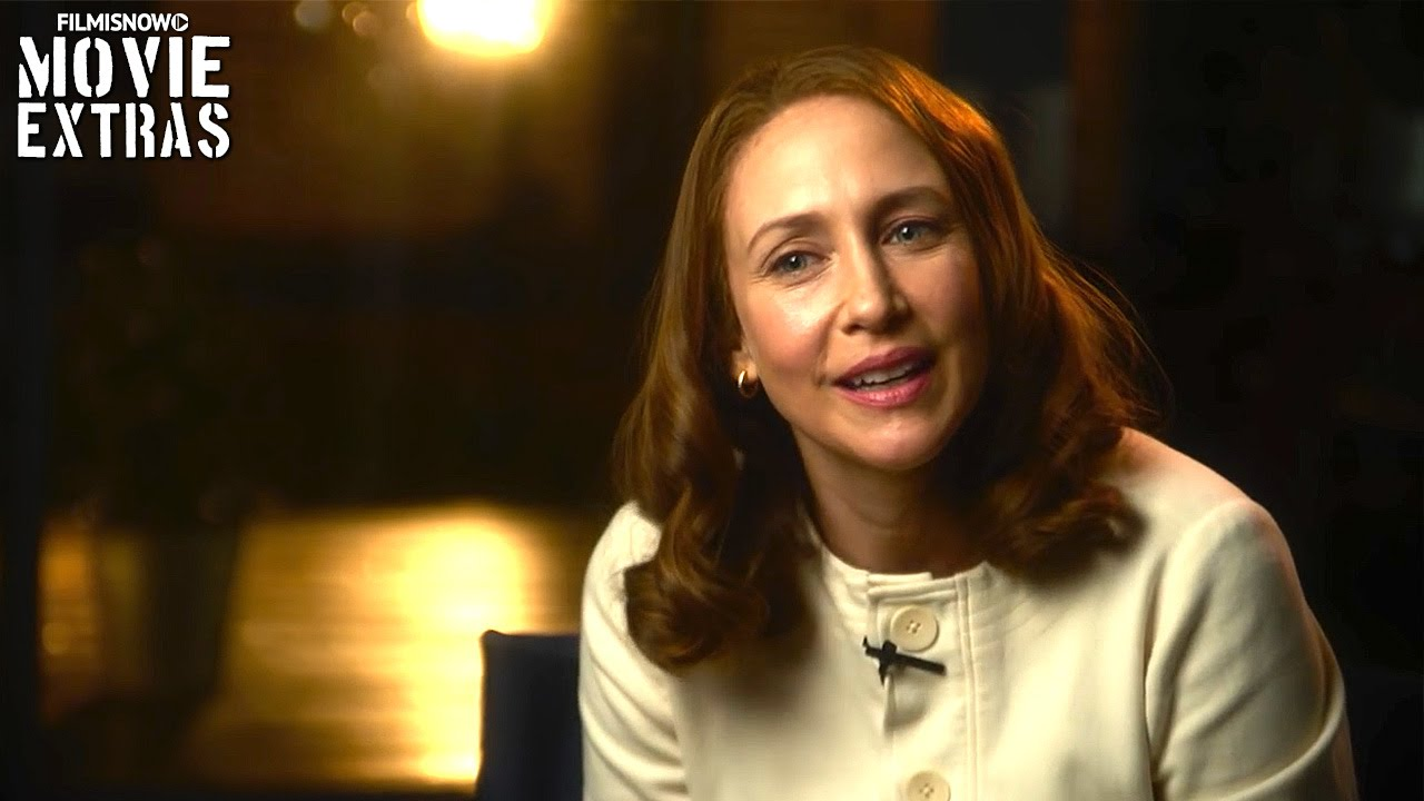 The Conjuring 2 | On-set with Vera Farmiga 'Lorraine Warren' [Interview]