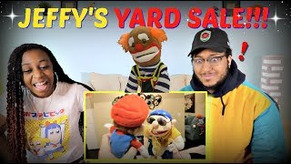 "SML Movie ""Jeffy's Yard Sale!"" REACTION!!!"