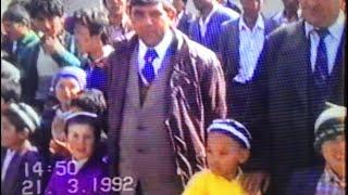 Халифа кишлок Навруз 1992 год