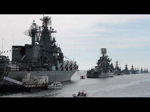 Russia's new maritime doctrine
