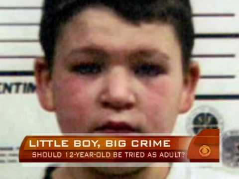 12-Year-Old May Face Life in Prison