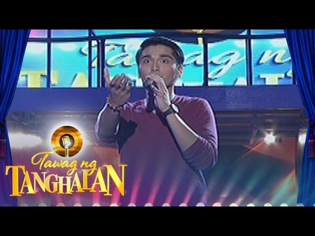 """Tawag ng Tanghalan: Max Macaraig - """"Can't Help Falling In Love"""""""