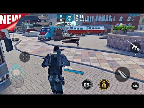 Top 14 Best FPS/TPS Games For Android 2018