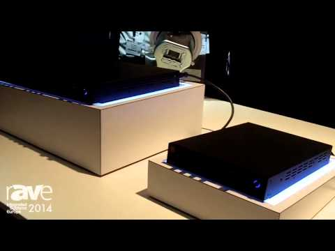 ISE 2014: Crown Audio and Harman Debuts JBL Commercial Small, Light-Weight Mixers
