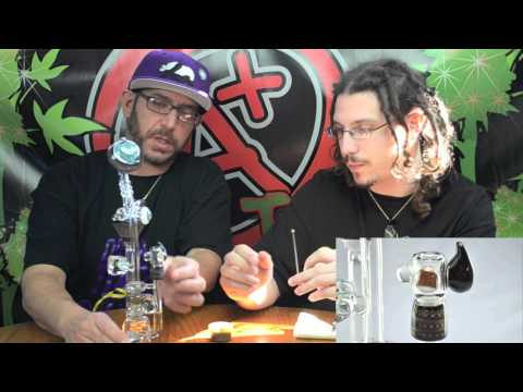 DAB LAB TV - Product Review #22 (Stone Glass Works & Shelbo Waffle Recycler Collab)
