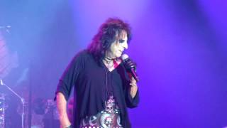 Watch Alice Cooper Long Way To Go video