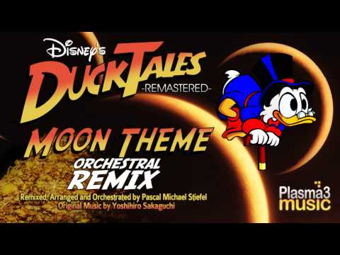 DuckTales Remastered - Moon Theme Remix (Orchestra Remix by Plasma3Music)