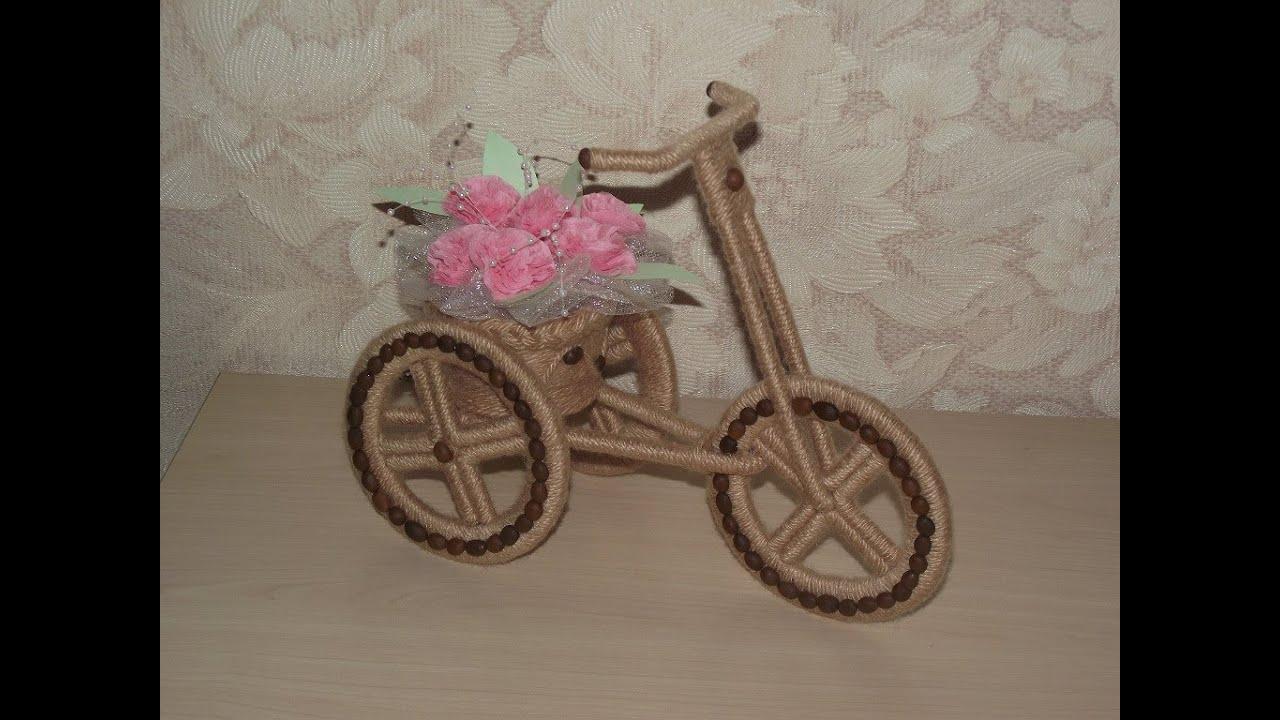 Велосипед своими руками поделка