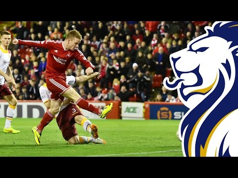 Dons strike early to beat struggling Motherwell