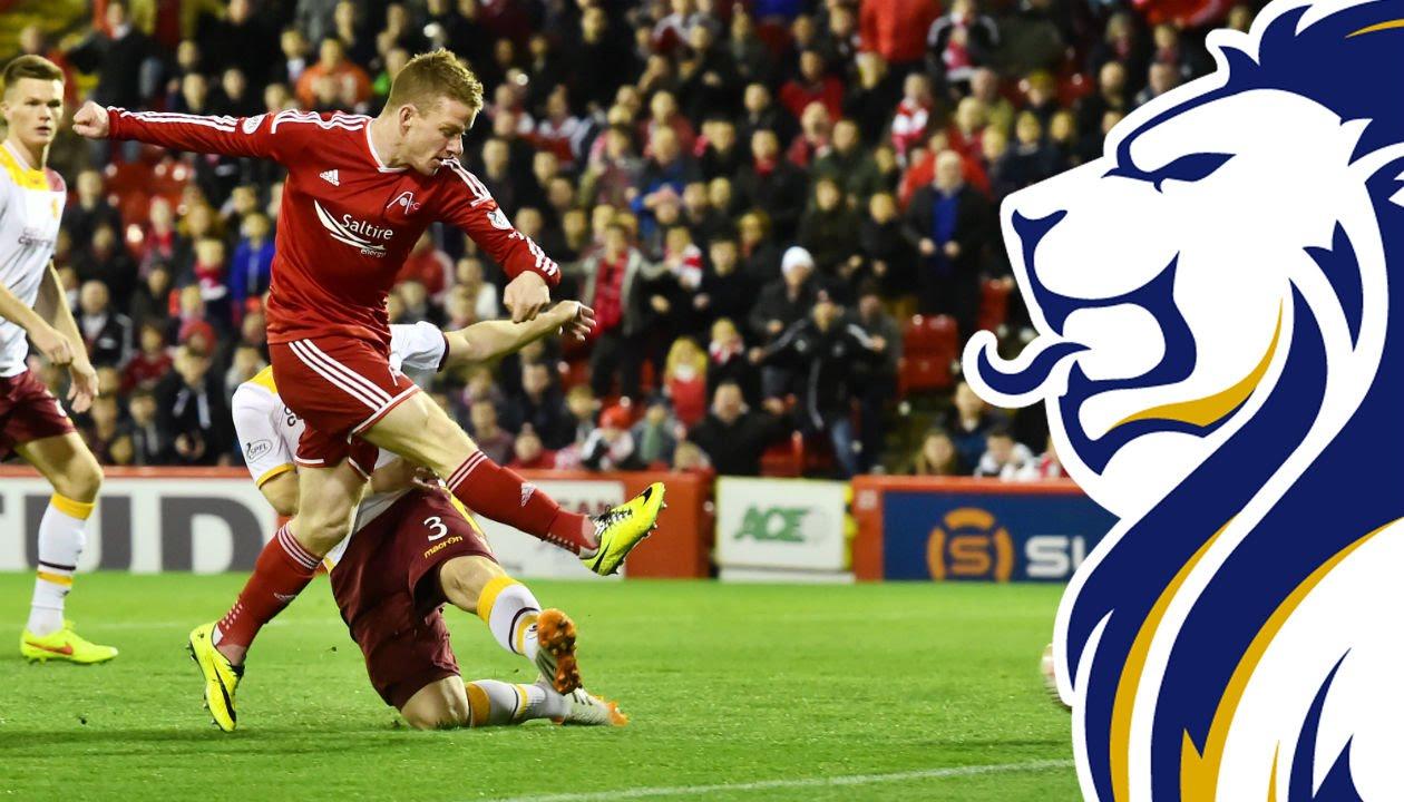 Aberdeen 1-0 Motherwell