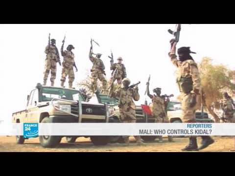 Mali: who controls Kidal ?