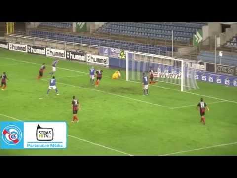 RCSA - Boulogne-sur-Mer (0-0) : le résumé l RC Strasbourg Alsace