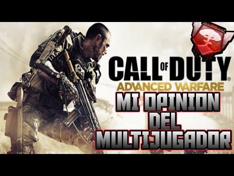 Cod Advanced Warfare - Mi Opinion Sobre El Multijugador - Nuclear - WonderMex