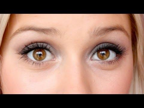 5 Minute Smokey Eye