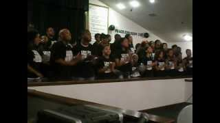 Pastor Gerald Thompson and The Greenwood Mass Choir