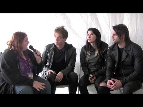 Interview with Sick Puppies