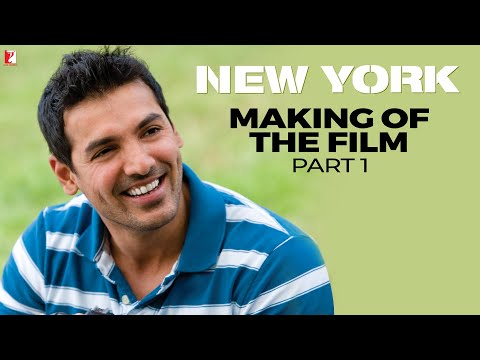 Making Of The Film - Part 1 - New York