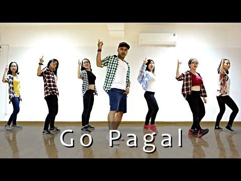 Go Pagal   Akshay Kumar, Huma Qureshi, Raftaar   SK Choreography
