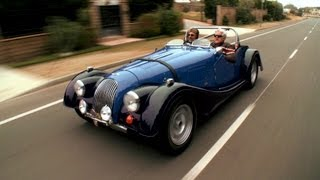 1970 Morgan Plus 8 Hot Rod - Jay Leno's Garage