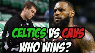 The Keys To Celtics vs Cavaliers | 2018 NBA Eastern Conference Finals