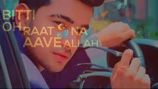 Allah by jass mank WhatsApp status
