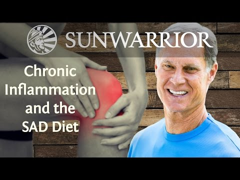 Chronic Inflammation and the Standard American Diet | Dr. Weston