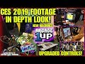 Arcade 1Up CES 2019 Footage MUST SEE mp3
