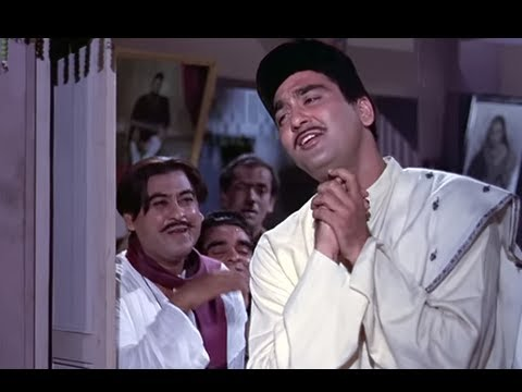Kehna Hai - Superhit Classic Bollywood Hindi Song - Sunil Dutt, Saira Banu, Kishore Kumar - Padosan video