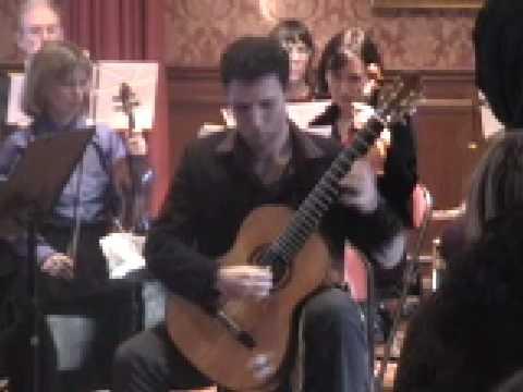 Jorge Caballero plays Morel Concerto 1stMvt