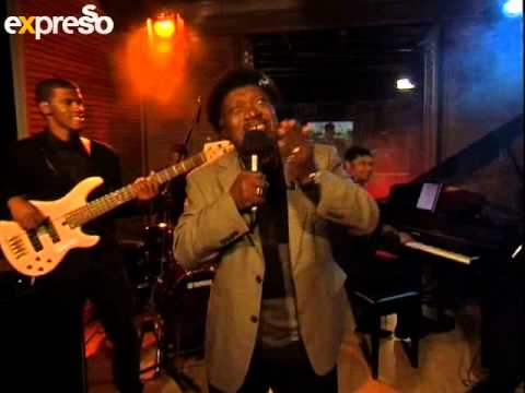 Percy Sledge performs