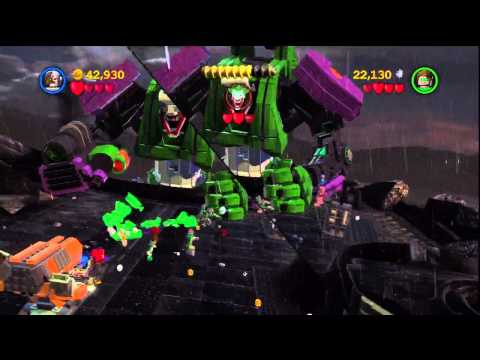 Lego Batman 2 DC Super Heroes Walkthrough Part 57