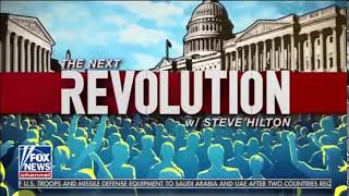 The Next Revolution With Steve Hilton 9/22/19  | Steve Hilton Fox News Septem­b­e­r 22, 2019