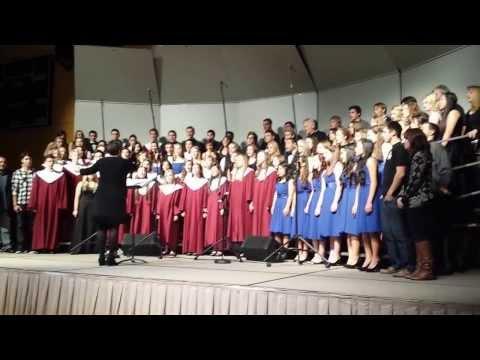 Berean Christian High school Christmas Concert B