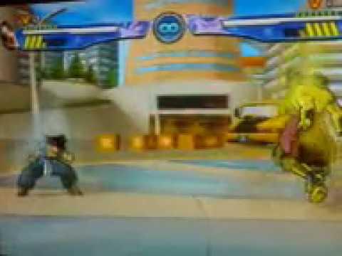 Dragon Ball Z Budokai 3 (Broly