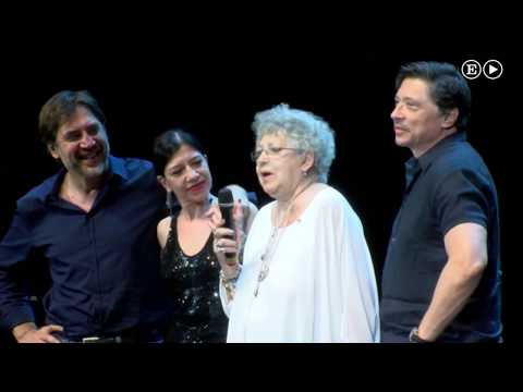 Homenaje a Pilar Bardem | Cultura