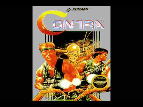 Misc Computer Games - Contra - Aliens Lair