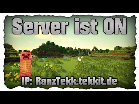 Minecraft Tekkit Lite Server [0.6.5] [1.4.7] IP:S.RanzTekk.de:25565