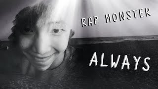 BTS Rap Monster (랩몬스터) - Always [Lyrics Han|Rom|Eng]
