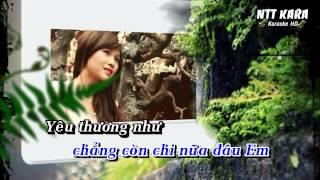 [Karaoke] Cho Vừa Lòng Em - Lâm Hùng (full beat)