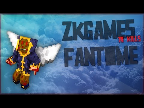 Minecraft Hunger Games Kit Fantôme 19 Kills