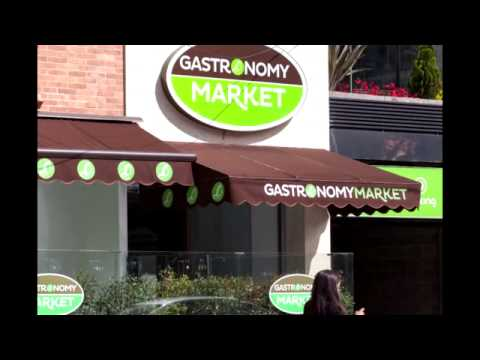 Invitacion Degustacion CAVAS Wine & Food a Gastronomy Market - Nov 01, 2014