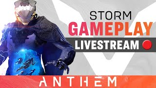Anthem Alpha Gameplay -  Full Developer Livestream from November 1