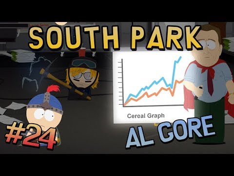 South Park: The Stick Of Truth - Al Gore (#24) video