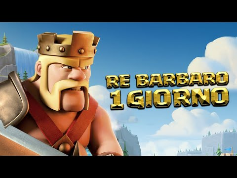 Let's play Clash of clans # 2 – Come fare il Re Barbaro in un giorno